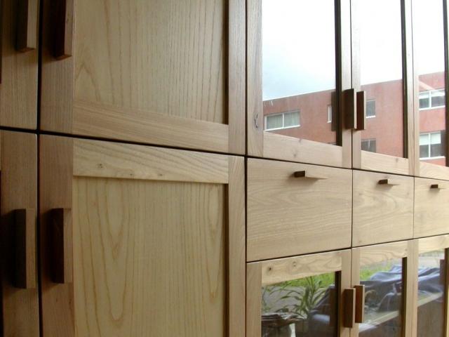 Wandkast   |   Iepenhout