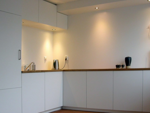Kitchenette   |   MDF/ Eiken