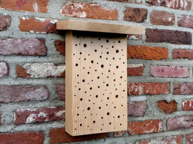 Bijenhotel   |   Western Red Cedar